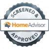 screened and approved contractor on home advisor